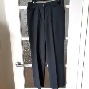 Haggar dark gray pants trousers size 8P